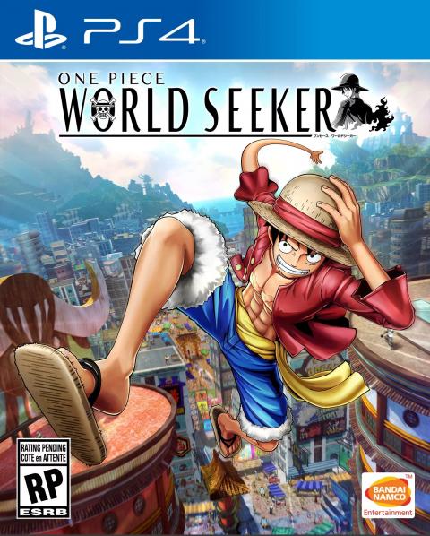 One Piece : World Seeker sur PS4
