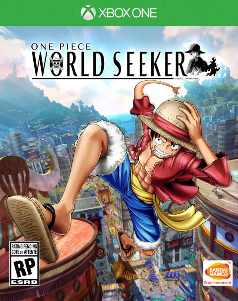 One Piece : World Seeker sur ONE