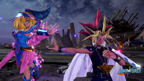 Jump Force : Cell et Piccolo rejoignent aussi le bal