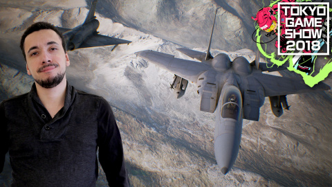 TGS : Ace Combat 7, d'excellentes sensations en VR