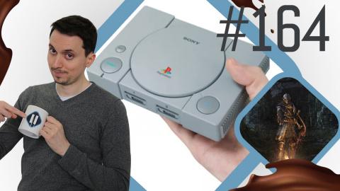 Pause Cafay #164 : Sony joue la carte nostalgique avec la PlayStation Classic