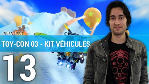 Toy-Con 03 - Kit véhicules : Notre avis en trois minutes