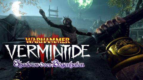 Shadows Over Bögenhafen : Le DLC de Vermintide 2 se présente
