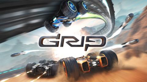 GRIP : Combat Racing, le nouveau Rollcage