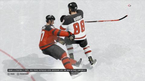 NHL 19 : Une pointure au-dessus