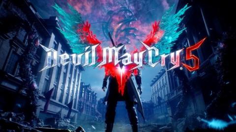 Devil May Cry 5 : Dante fait le show - TGS 2018