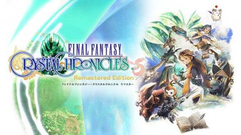 Final Fantasy Crystal Chronicles Remastered : un trailer pour le RPG coopératif - TGS 2018