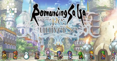 Romancing SaGa Re : Universe sur Android