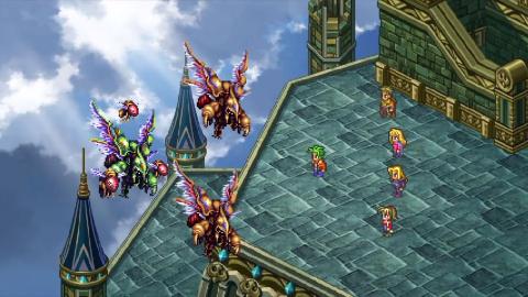 Romancing SaGa 3 : le remaster arrive le 11 novembre au Japon