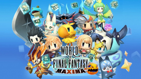 World of Final Fantasy Maxima sur Switch