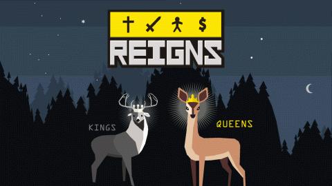 Reigns : Kings & Queens gouverne désormais sur Switch