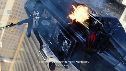 Mission principale - Le feu aux poudres