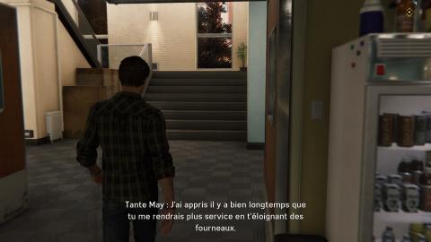 Mission principale - Dessein secret