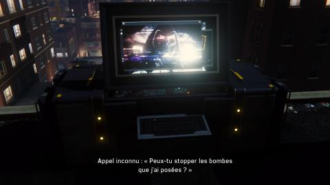 Mission principale - La boîte mystère