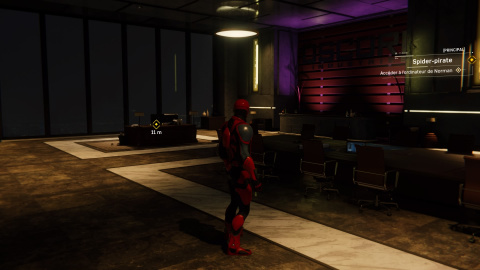 Mission principale - Spider PIrate