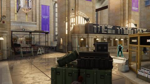 Mission principale - Le fugitif
