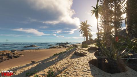 Stranded Deep sort enfin en version complète (sur consoles)