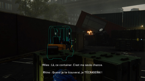 Mission principale - Approvisionnement