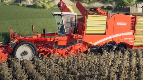 Farming Simulator 19 dévoile ses activités