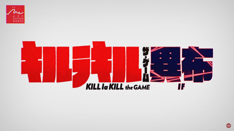 Kill la Kill - IF sur PS4
