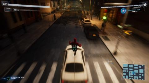 Mission Annexe - Spider-man détective privé