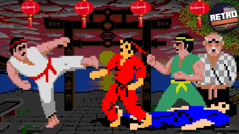 Retro Découverte : International Karate +