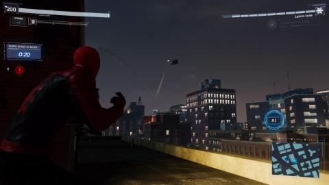 Mission Annexe - Le feu des projecteurs