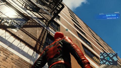 Mission Annexe - Spider sosie