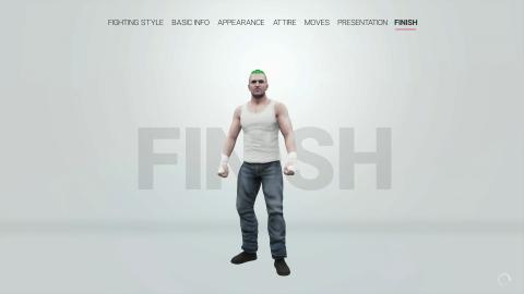 WWE 2K19 : Le système de création de personnage