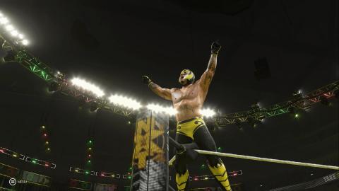 WWE 2K19 : Booyaka 619... le retour de Rey Mysterio
