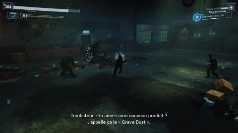 Mission Annexe - Tombstone : C'est parti...