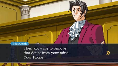 Phoenix Wright : Ace Attorney Trilogy débarque sur PC et consoles - TGS 2018