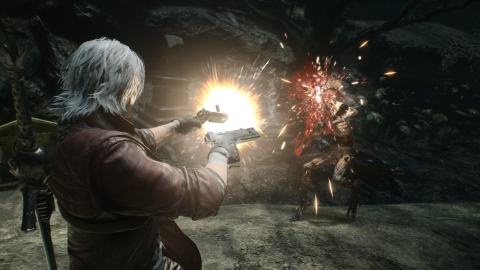 TGS 2018 : Devil May Cry 5, un second contact un peu décevant