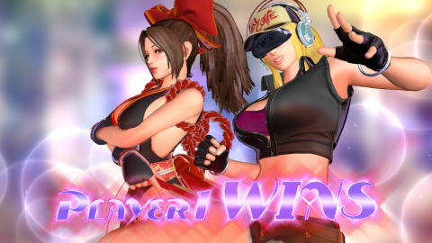 SNK Heroines Tag Team Frenzy : La baston culottée ?