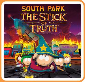 South Park : Le Bâton de la Vérité sur Switch