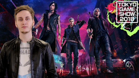 TGS : Devil May Cry 5, un second contact un peu décevant