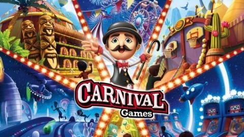 Carnival Games sur PS4