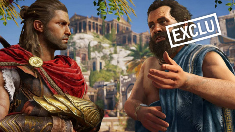 Assassin's Creed Odyssey - Une nouvelle vision de la narration