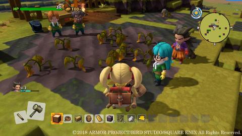 Dragon Quest Builders 2 : La construction automatique expliquée