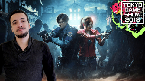 Resident Evil 2 Remake : Rencontre horrifique avec des Lickers - TGS 2018