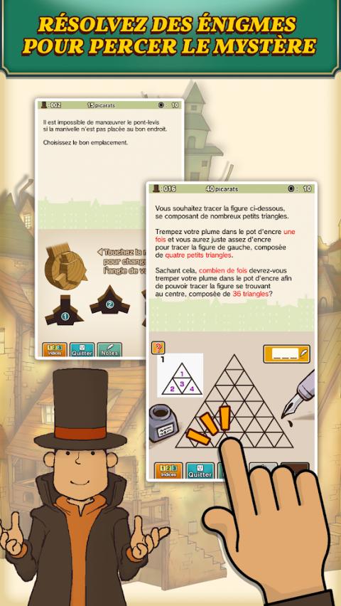 Professeur Layton et l'Étrange Village : une version Switch en approche ?