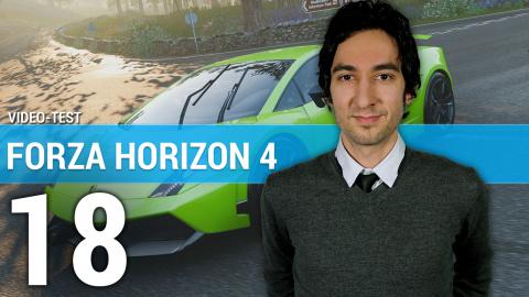 Forza Horizon 4 : Notre avis en trois minutes