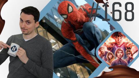 Pause Cafay #168 : Spider-Man se prend pour Iron Man