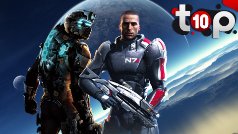 TOP 10 des jeux se déroulant dans l'espace
