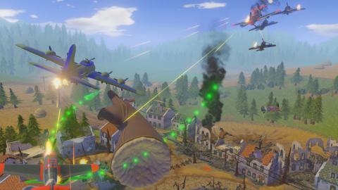 Final Assault : Le Tower Defense VR et multi, ambiance WW2