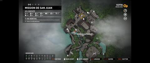 Défis : Mission de San Juan