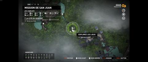 Fresques : Mission de San Juan