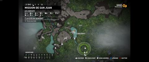 Monolithes : Région de la Mission de San Juan