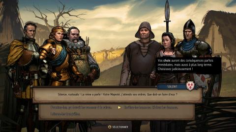 Thronebreaker : The Witcher Tales, une vision repensée et scénarisée du Gwent