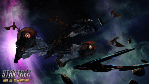 Star Trek Online : L'extension Age of Discovery prend date sur PC en vidéo